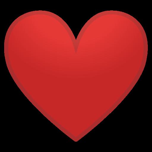 The Red Heart Emoji